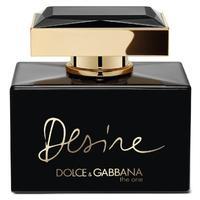 Dolce & Gabbana - The One Desire Perfume (50ml EDP)