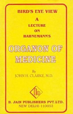 Organon of Medicine: v. III by Tapan Chandra Mondal