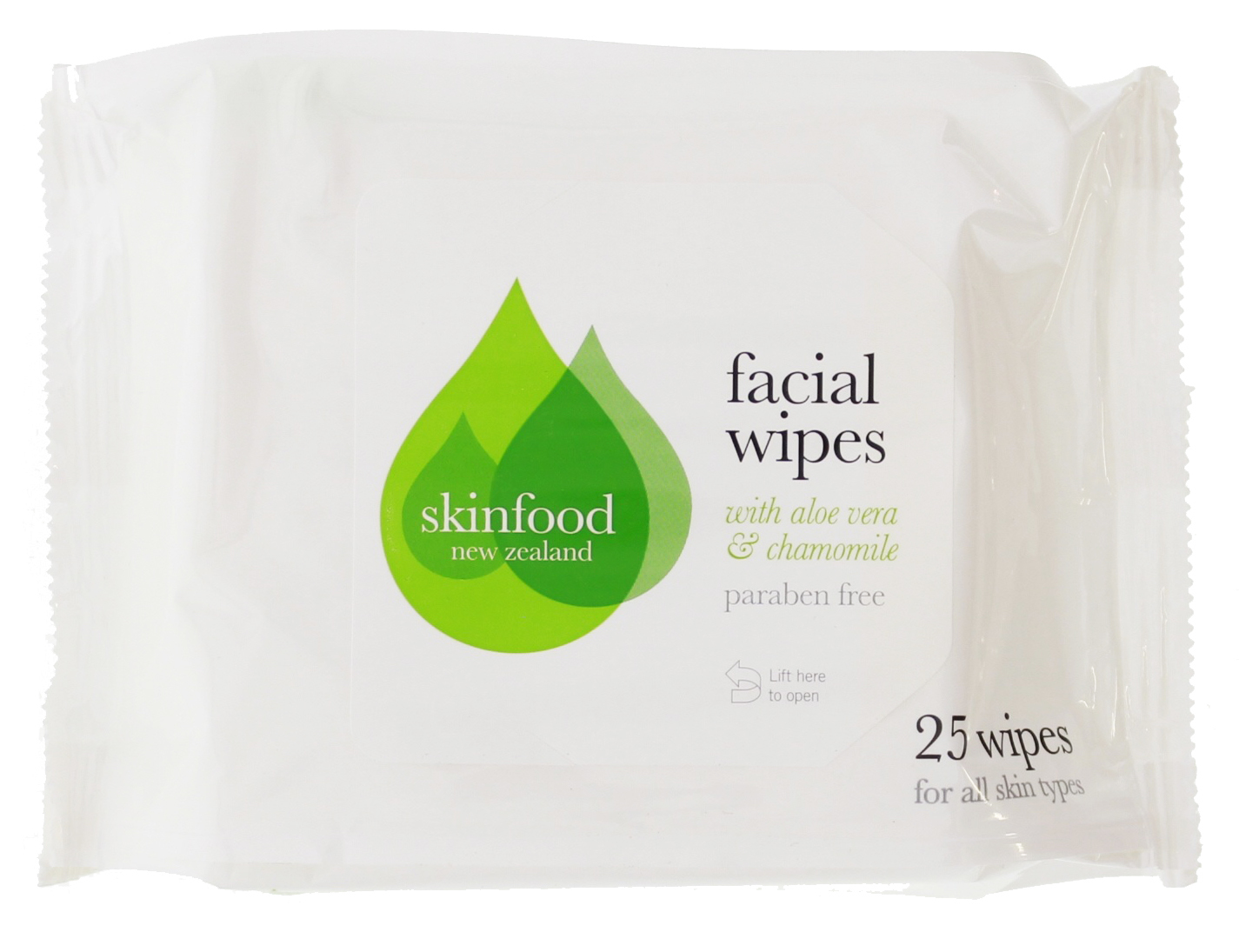 Skinfood - Facial Cleansing Wipes (25 Pack) image