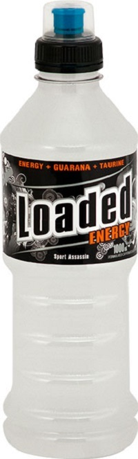 Loaded Sports Drink - Sports Assassin 1L (12 Pack) image