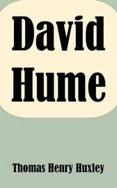 David Hume by Thomas Henry Huxley image