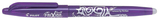 Pilot Frixion Ballpoint Pen - Violet