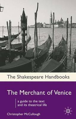 The Merchant of Venice by Christopher McCullough image
