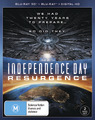 Independence Day: Resurgence on Blu-ray, 3D Blu-ray