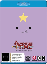 Adventure Time - The Complete Sixth Season on Blu-ray