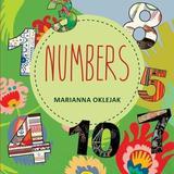 Numbers by Oklejak