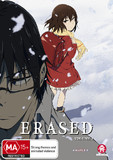 Erased: Vol. 1 - (Eps 1-6) on DVD