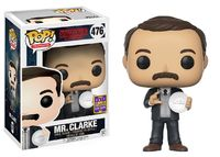 Stranger Things - Mr Clarke Pop! Vinyl Figure (LIMIT - ONE PER CUSTOMER)