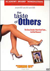 The Taste Of Others on DVD