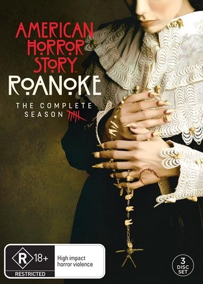 American Horror Story: Roanoke (Season 6) on DVD image