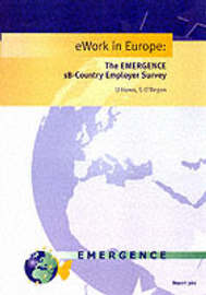 eWork in Europe by Ursula Huws image
