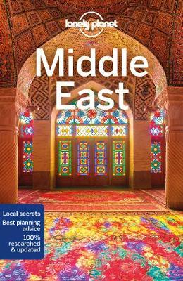 Lonely Planet Middle East by Lonely Planet image