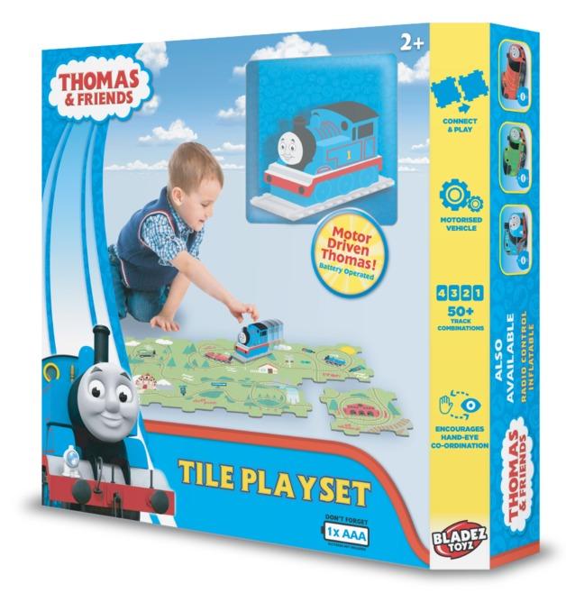 Thomas & Friends: Track & Tile - Playset
