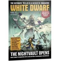 White Dwarf: October 2018