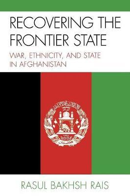 Recovering the Frontier State by Rasul Bakhsh Rais image