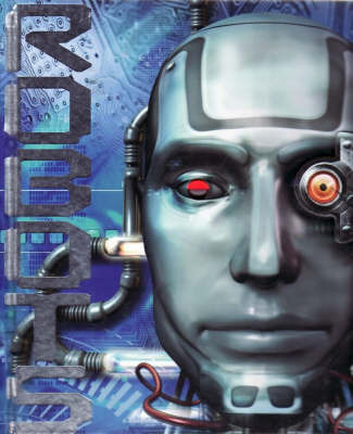 Robots by Clive Gifford image