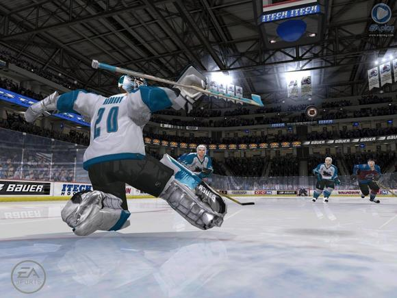 NHL 06 for PlayStation 2 image