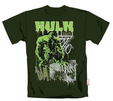 Marvel Extreme - Hulk T-Shirt (Large) image