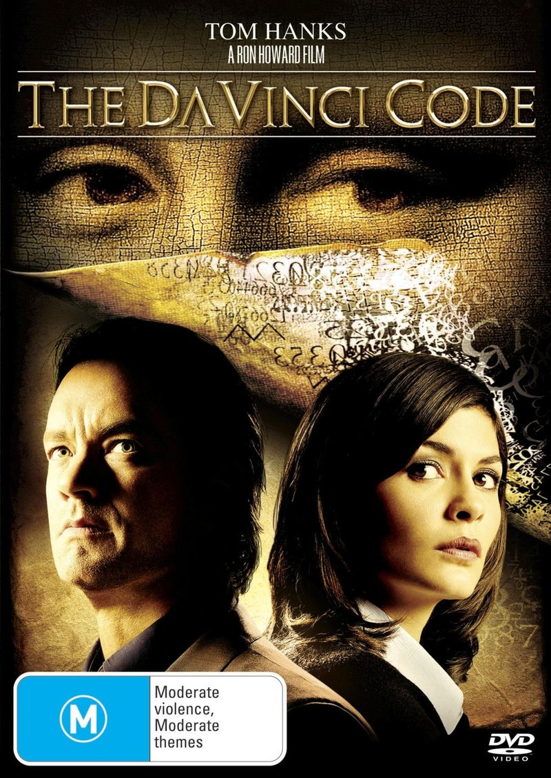 The Da Vinci Code on DVD image