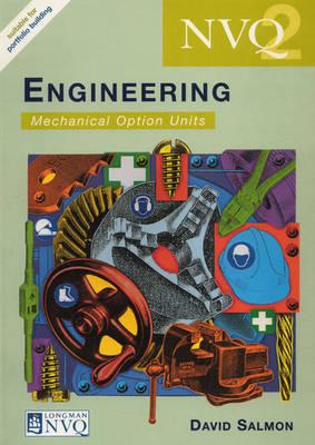 NVQ Engineering: Level 2: Mechanical Option Units by David Salmon image