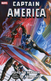 Captain America: Road To Reborn image