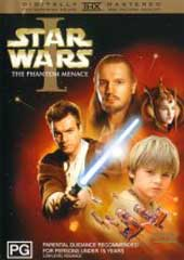 Star Wars: Episode I - The Phantom Menace (2 Disc Set) on DVD