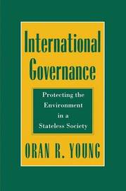 International Governance by Oran R Young image