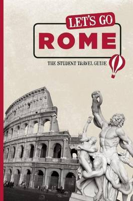 Let's Go Rome: The Student Travel Guide by Harvard Student Agencies, Inc. image