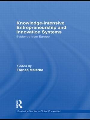 Knowledge-Intensive Entrepreneurship and Innovation Systems