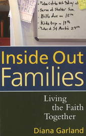 Inside Out Families by Diana R. Garland image