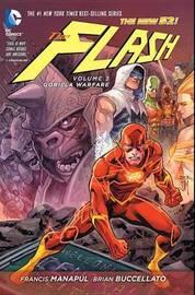 The Flash Vol. 3 Gorilla Warfare (The New 52) by Francis Manapul