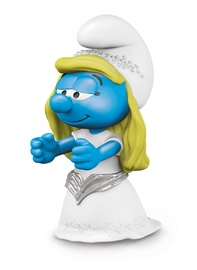 Schleich: Bride Smurfette