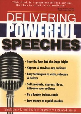 Delivering Powerful Speeches by Carolyn Kerner Stein image