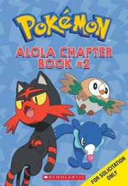 Battle for the Z-Ring (Pok mon: Alola Chapter Book #2) by Jeanette Lane