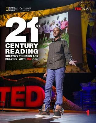 21st Century Reading 1: Creative Thinking and Reading with TED Talks by Nancy Douglas image