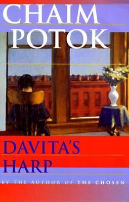 Davita's Harp by Chaim Potok image