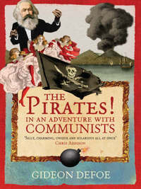 The Pirates! In an Adventure with Communists by Gideon Defoe image