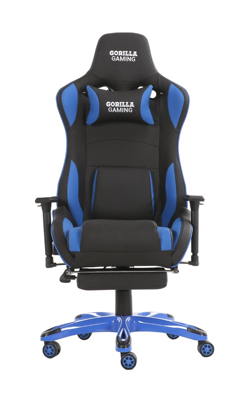 Gorilla Gaming Chair Black On Sale Now At Mighty