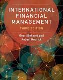 International Financial Management by Geert J Bekaert
