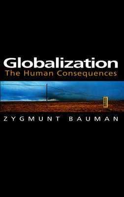 Globalization by Zygmunt Bauman