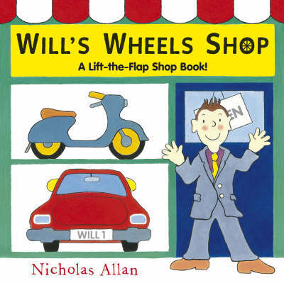 Wills Wheels Shop by Nicholas Allan image