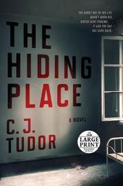 The Hiding Place by C. J. Tudor