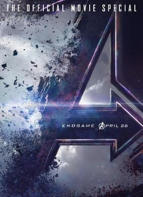 Avengers: Endgame - The Official Movie Special Book by Titan