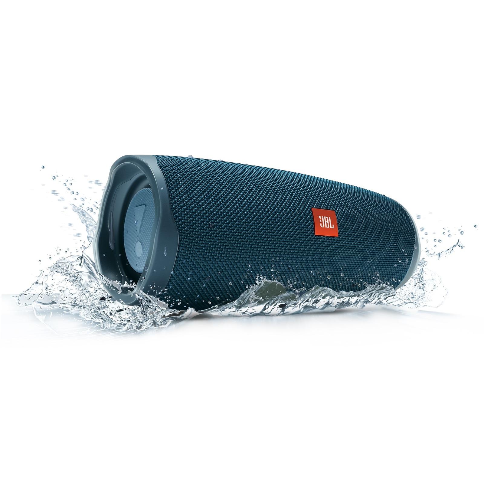 JBL Charge 4 Bluetooth Speaker - Blue image