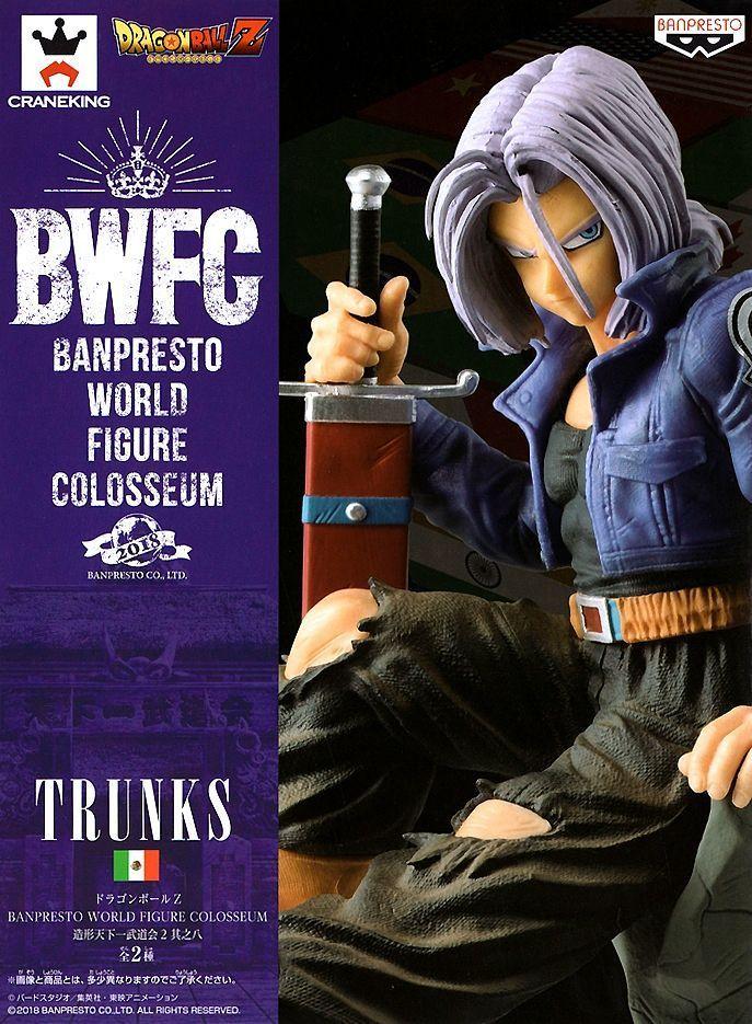 Dragon Ball: Future Trunks – PVC Figure image