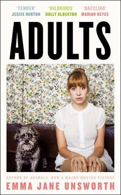 Adults by Emma Jane Unsworth image