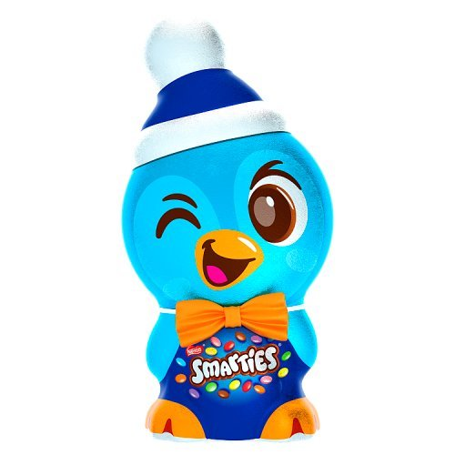 Nestle Smarties Iconic Penguin With Bow Tie (175g)