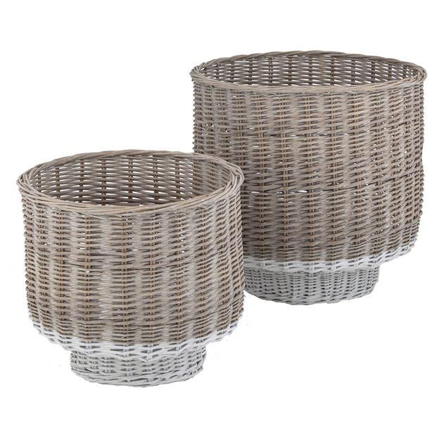 Amalfi: Whitley Baskets (Set of 2)