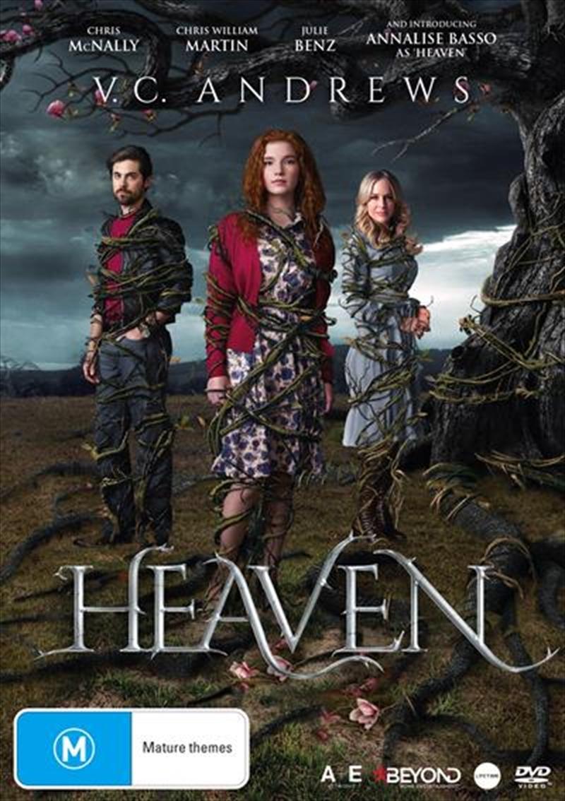 VC Andrews: Heaven on DVD image