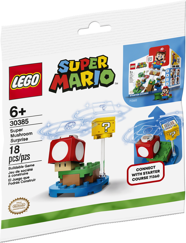 LEGO Super Mario: Super Mushroom - Expansion Set